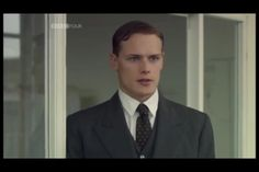 Sam Heughan - here as a doctor involved in the earliest uses of penecillin