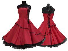 Konfirmationskleider petticoat