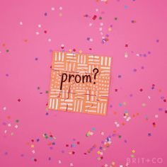 Learn how to make an adorable promposal project with this DIY video tutorial.