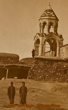 Van, Van Gölü nde Lim adası (Adır adası) Keşiş manastırı