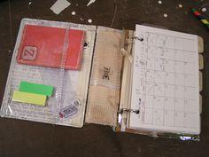 The Bee Planner #planner #tutorial #binder #handmade