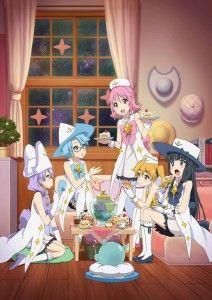 Warner Japan Sets 'Houkago no Pleiades' ONA Blu-ray Anime Release