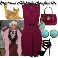 """Madame Adelaide Bonfamille"" by amarie104 on Polyvore"