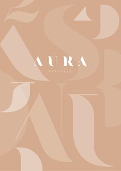 Ampans A branding born of co-creation - Aura, a modern and elegant stencil of Sabina Chipara - Web Design, Font Design, Design Typography, The Design Files, Lettering, Typography Letters, Identity Design, Logo Type Design, Fashion Typography