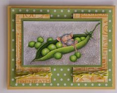 Peas in a Mouse Pod