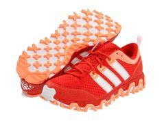 NIB adidas Running KX TR W Women's Running Shoes Size 9.5 Orange White Energy