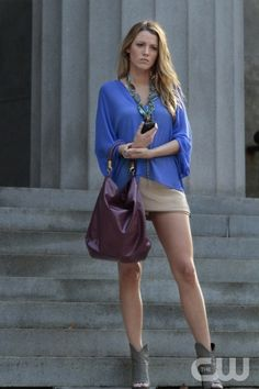 """Goodbye Columbia"" Gossip Girl Pictured Blake Lively as Serena PHOTO CREDIT:  GIOVANNI RUFINO/ THE CW ©2010 THE CW NETWORK.  ALL RIGHTS RESERVED"