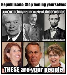 The real republican party