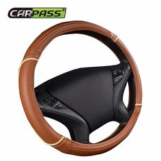 Car-pass Car Steering Wheel Cover Universal Steering-Wheel Hubs Car-pass for Audi BMW Ford Honda VW Toyota Nissan Benz Most Cars - https://guugles.com/autotools/car-pass-car-steering-wheel-cover-universal-steering-wheel-hubs-car-pass-for-audi-bmw-ford-honda-vw-toyota-nissan-benz-most-cars/