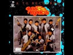 Popurri Los Yonic's Romantico Vol 1