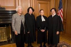 Image from http://upload.wikimedia.org/wikipedia/commons/a/a1/O'Connor,_Sotomayor,_Ginsburg,_and_Kagan.jpg.