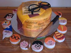 To make your time with your friend as special we bring you the Harry Potter Cakes and Cupcakes. A Cake to bring out wizard hidden inside you. Specially crafted at Hogwarts and laden with charm & sweetness to make you theme party really magical!