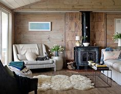 Andrew Corrie's Shelter Island House in House Beautiful