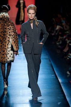Défilé Jean Paul Gaultier Haute couture Automne-hiver 2013-2014 Paris