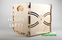 THE FINAL HOURS! We've got some extra Vinyl Junkies stickers. Backers that share this post will get one, but be sure to mention our name so we see ya! This is good till we run out.  We're in the final hours now. So we'll see you on the flipside. http://www.kickstarter.com/projects/890104762/wax-stacks-record-crates?utm_content=buffer8b1f9&utm_medium=social&utm_source=pinterest.com&utm_campaign=buffer