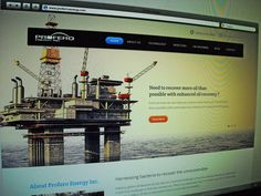 Proferno energy langing page
