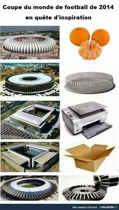 Stade de foot inspiration
