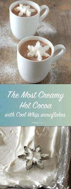 the most creamy hot