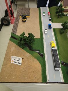 Pictures from the 2012 National Farm Toy Show held in Dyersville, Iowa. Escala Ho, Farm Layout, Toy Display, Farm Toys, Grim Reaper, 4 H, Fire Trucks, Boy Room, Dyersville Iowa