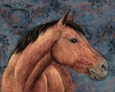 Lang Wallpaper ~ Enchanted Equine ~ January 2016