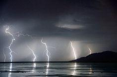 Great Salt Lake -- Utah