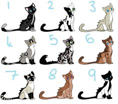 1 and 5 are mine