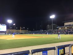 April 7, 2016 - Opening Day at MGM Park, the home of the Biloxi Shuckers of the AA Southern League.