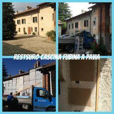 Restauro Facciate Cascina Lombarda | Idee Ristrutturazione Condomini