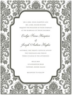 Stately Stardust:TH Gold  Wedding paper divas