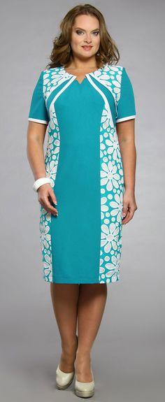 Combinado manga corta turquesa Stylish Dresses, Simple Dresses, Plus Size Dresses, Pretty Dresses, Plus Size Outfits, Casual Dresses, Fashion Dresses, African Dress, African Wear