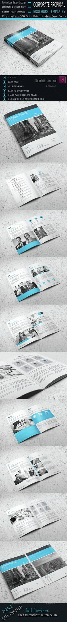free proposal template%0A The Proposal