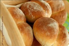 French dimpled rolls