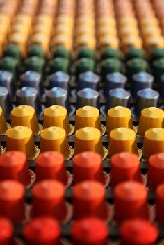 All the Nespresso capsules we can find