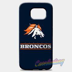 Denver Broncos Logo American Football Team Samsung Galaxy S8 Plus Case | casefantasy
