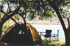 Namibia - Ngepi Camp