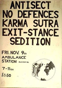 exit-stance,antisect,sedition