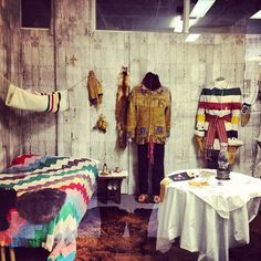 Traditional Metis Home (located at the Edmonton Metis Nation of Alberta Office)