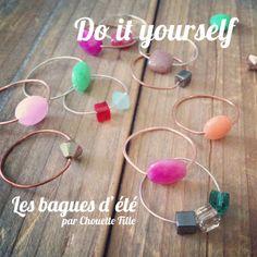 DIY Les Bagues d'Eté by Chouette fille