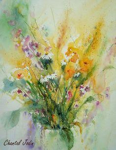 Bouquets - Chantal Jodin