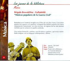 Brigada Bravo¬Díaz. Abril 2009