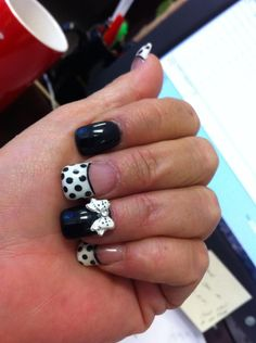 Nails by Brittany Fraser, Bakersfield, CA book with her at 740/600-0015