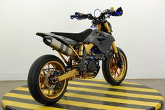 2012 Suzuki RM-Z450 by Wind Racing Team