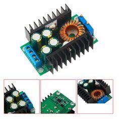 $4.25 (Buy here: https://alitems.com/g/1e8d114494ebda23ff8b16525dc3e8/?i=5&ulp=https%3A%2F%2Fwww.aliexpress.com%2Fitem%2F2015-1pcs-Step-down-Power-DC-DC-CC-CV-Buck-Converter-Supply-Module-7-32V-to%2F32499655364.html ) 2016 1pcs XL4016 Step-down Power DC-DC CC CV Buck Converter Supply Module 7-32V to 0.8-28V 12A Promotion hot new for just $4.25