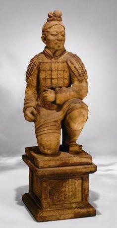 Archer Sculpture Replica Terracotta Warriors of China