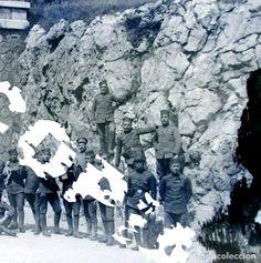 Fotografía antigua: 3 negativos de cristal (15 x 10 cm.) del Coll de Ladrones, Canfranc, Huesca, principios del XX. - Foto 5 - 78937721