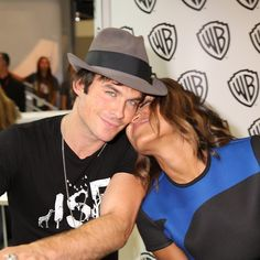 THEY ARE THE CUTEST OKAY  and Ian's eyesssss #Padgram @delenakisses