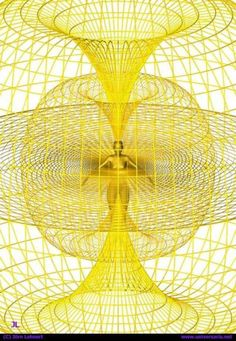 A visualization from Nassim Haramein: Consider your own body being made mostly of space. Close your eyes and experience the space that you're made of and. Les Chakras, Spirit Science, Mystique, Sacred Geometry Symbols, Illusion Art, Visionary Art, Flower Of Life, Sacred Art, Wicca
