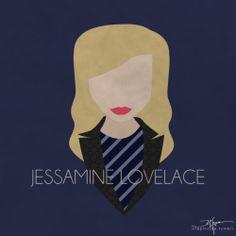 Jessamine Lovelace by http://otepinside.tumblr.com/