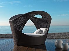 Ambiente lounge al aire libre