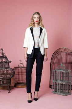 Lela Rose | Pre-Fall 2014 Collection